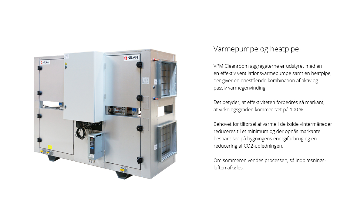 VPM 560 Cleanroom